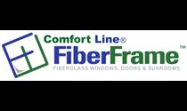 Comfort Line Fiber Frame Logo