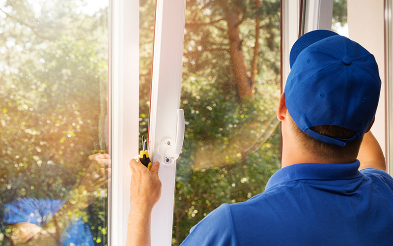 Precision Windows and Doors installs energy efficient windows to homes in Kansas City.