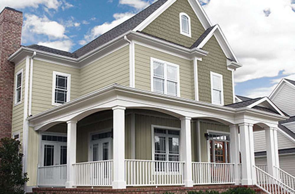 James Hardie Siding Stands Up to KC Weather